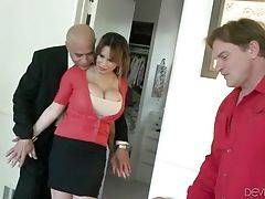 Man Invites Other Guy To Fuck His Wife 1
