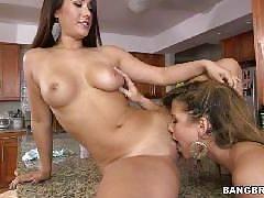 Lesbians With Big Butts!. Eva Lovia, Keisha Grey