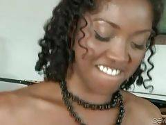 Five Awesome Black Lesbians Perform Hot Scene 1