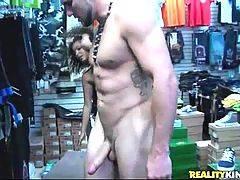 Dude Drills Hot Latin Slutie 2