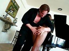 Shae Spreadz Tempts Her Step Father 3
