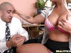 Bossy boobs. Holly Heart Bruno Dickenz
