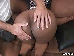 Beautiful Big Ebony Ass!. Layla Monroe