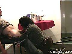 Amateur Homemade Fuck Videos of One White Mans African Adventures