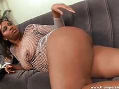 Monica gets a hard cock banging and a creamy facial! This Chub rock always gets everything she wants and then some!